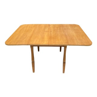 Mid-Century Modern Drexel Drop-Leaf Dining Table For Sale