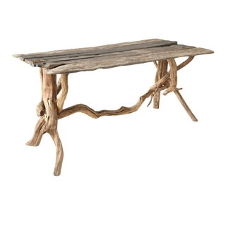 Driftwood Table For Sale