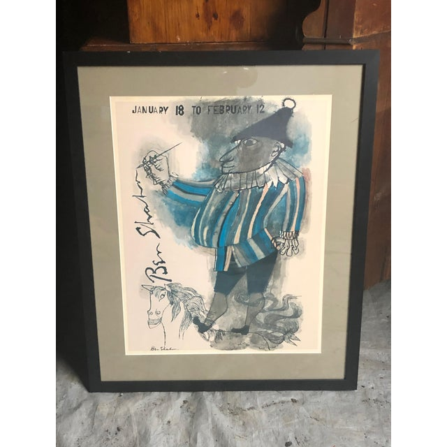 Poster by Renowned Artist Ben Shahn For Sale - Image 9 of 9