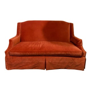 Linley Loveseat by Lillian August For Sale