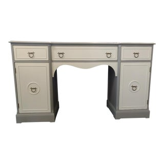 1940s Federal Style Painted Buffet For Sale
