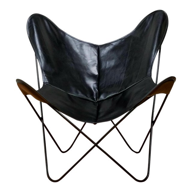 Hardoy Mid-Century Butterfly Chair - Image 1 of 4
