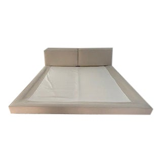 Neowall Piero Lissoni King Size Bed For Sale