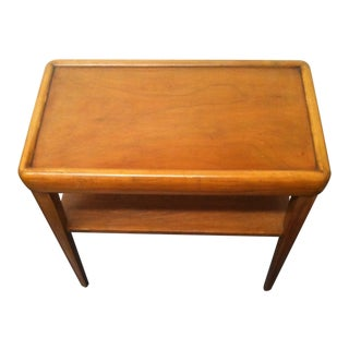 Paul McCobb Style Side Table For Sale