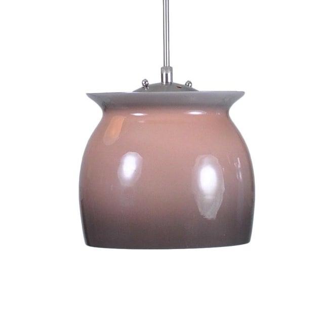 Glass Studio Venini Pivot Pendant Lamp 1960s - Large For Sale - Image 7 of 7