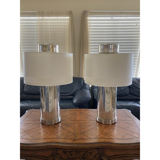 Global Views Lighthouse Lamps - a Pair For Sale - Image 9 of 9