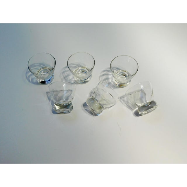 Short Aperitif Glasses - Set of 6 For Sale - Image 9 of 9