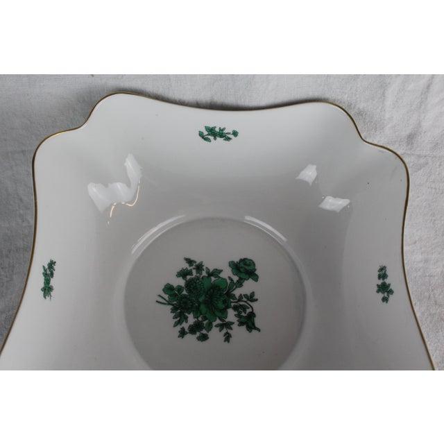 Vista Alegre Vista Allegre Centerpiece Bowl For Sale - Image 4 of 6