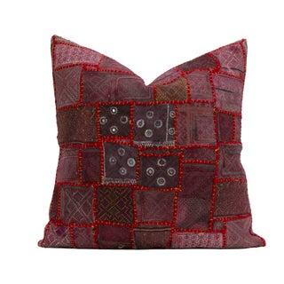 Purple Heer Jaisalmer Pillow Case For Sale