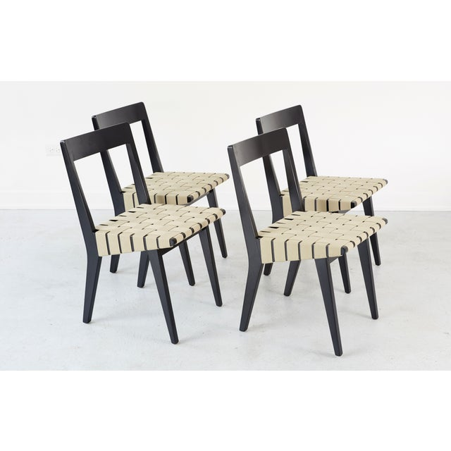 Jens Risom for Knoll Dining Chairs - 4 - Image 5 of 5