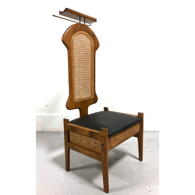 Italian Mid Century Italian Modern Men's Valet Chair For Sale - Image 3 of 11