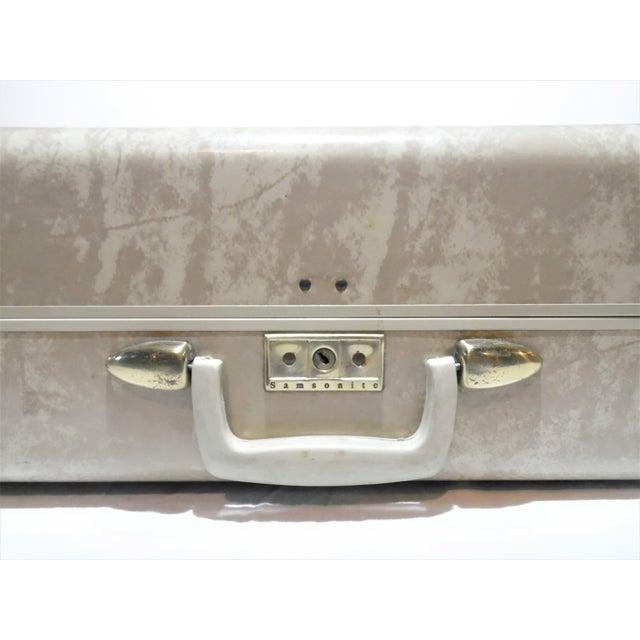 Suitcase Vintage Samsonite Hard Shell Case - Image 6 of 7