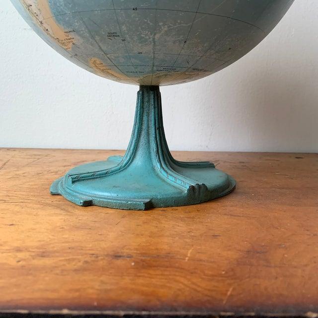 rand mcnally globe for sale