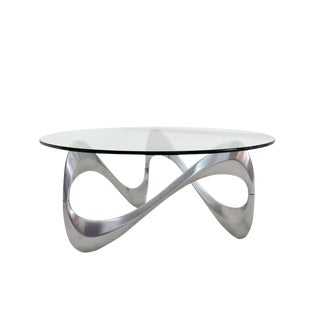 "Ronald Schmitt Coffee Table ""Schlangentisch"" For Sale"