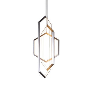 Orbis Vx46 Chandelier Light Fixture For Sale