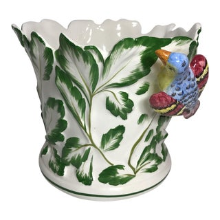 Tiffany & Co. Porcelain Planter