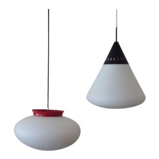 Pendant Lamps by Alessandro Pianon for Vistosi For Sale