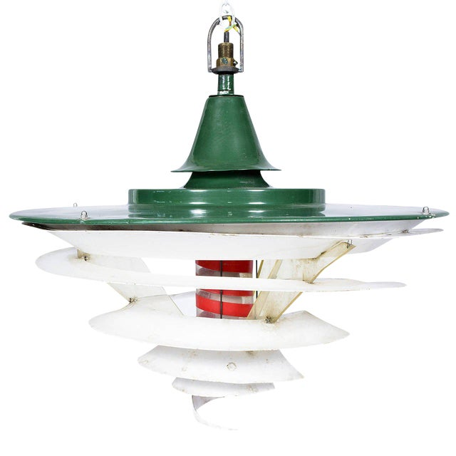 "Poul Henningsen ""Tivoli"" Lamp - Image 1 of 8"