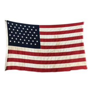 49 Star US Cottons Flag, 1959