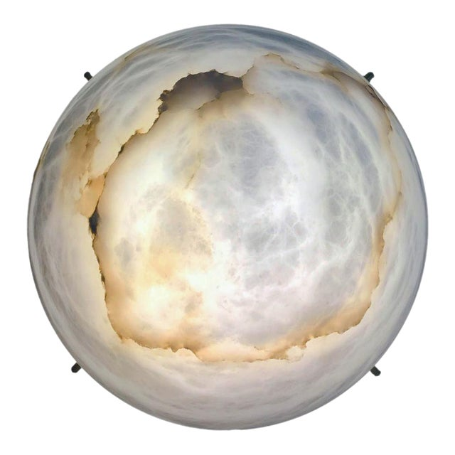 MOON grande wall sconce | ceiling flush mount - Image 1 of 3