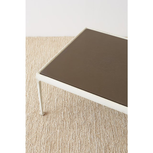 Richard Schultz for Knoll Aluminum Cocktail Table For Sale - Image 11 of 13