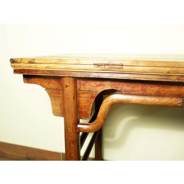 Antique Chinese Console Table - Image 8 of 10