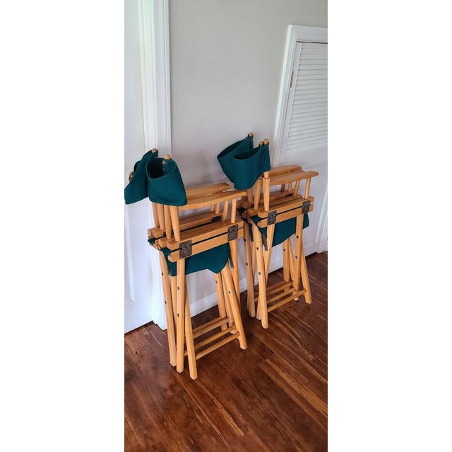 Late 20th Century Director's Chair For Sale - Image 10 of 11