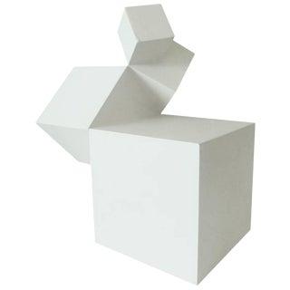 David John Barr Cubist Sculpture