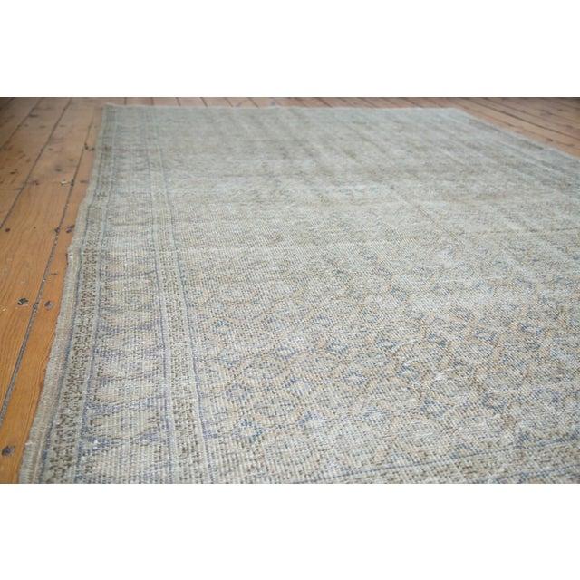 "Distressed Oushak Medallion Carpet - 6'5"" x 9'7"" - Image 2 of 5"