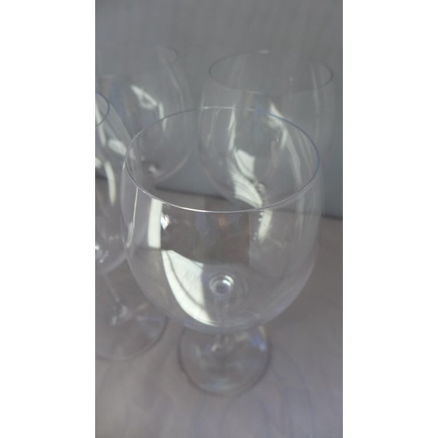 Waterford Clear Crystal Wine Glasses - Set of 4 - Image 4 of 7