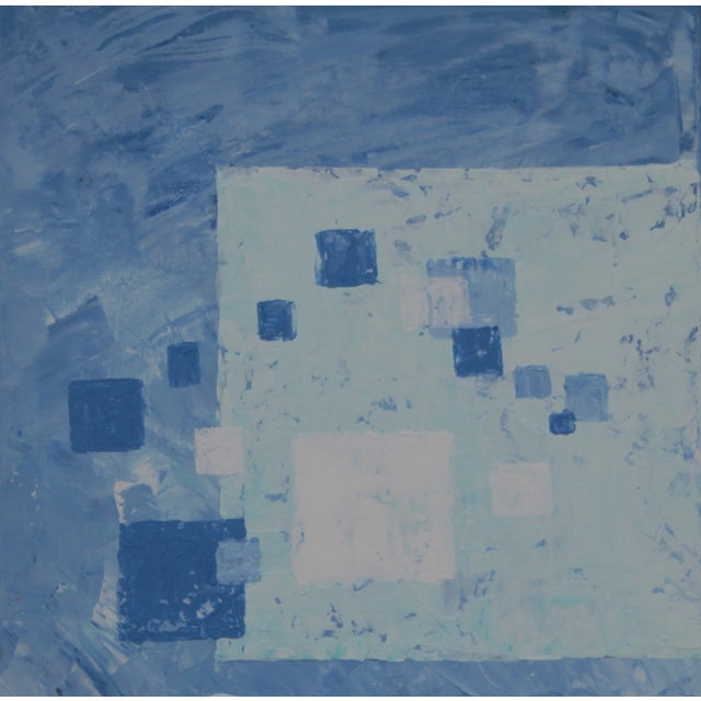 Last Chance to Buy Sept 3Abstract by C. Plowden - Image 1 of 2