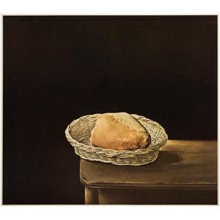 "1957 Salvador Dali ""Pain"", Original Period Parisian Photogravure For Sale"