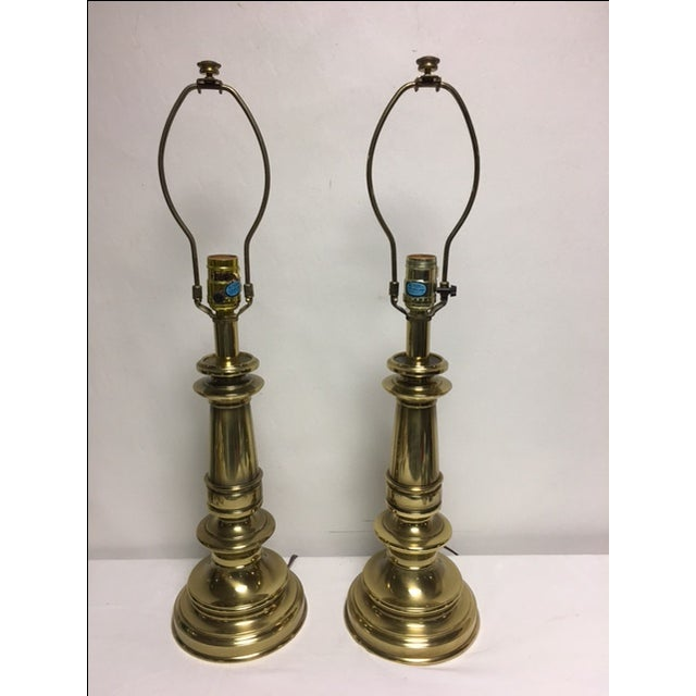 lamps solid brass lamp explore antique vintage stiffel photo foter