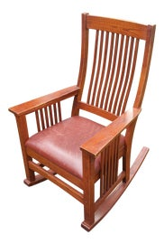Image of Spanish Rocking Chairs