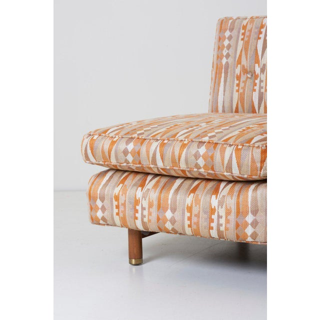 Huge Sectional Sofa by Edward Wormley for Dunbar (Upholstery Needed) For Sale - Image 6 of 13