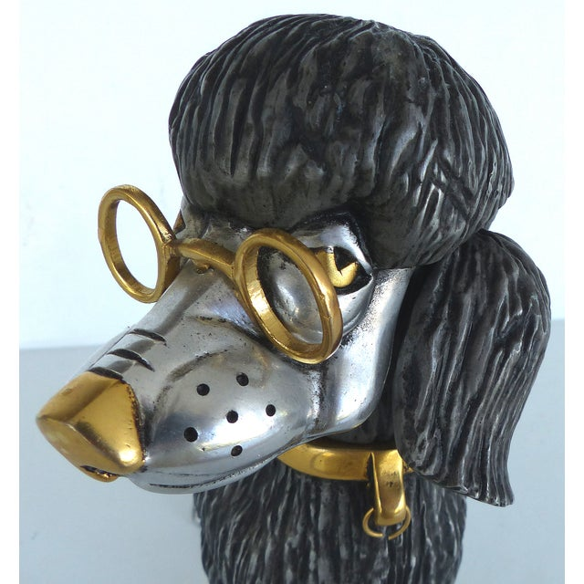 Articulated Poodle Sculpture - Image 7 of 11