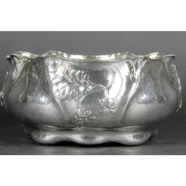 1910s Gorham Martele Sterling Bowl For Sale - Image 5 of 6