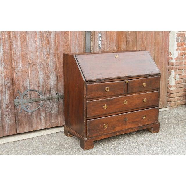18th Century Swedish Secretary Desk For Sale - Image 4 of 11