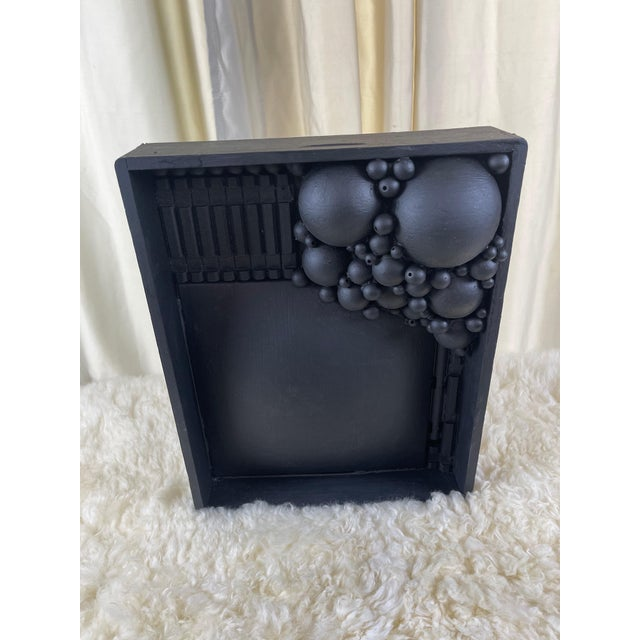 Mid-Century Modern Contemporary Assemblage Sculpture After Louise Nevelson For Sale - Image 3 of 8
