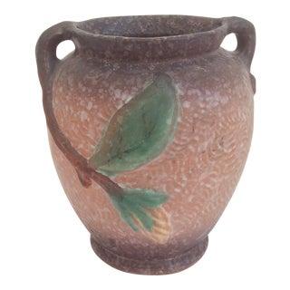 Weller Pottery Flower Vase For Sale
