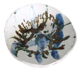 Image of Newly Made Metal Decorative Bowls