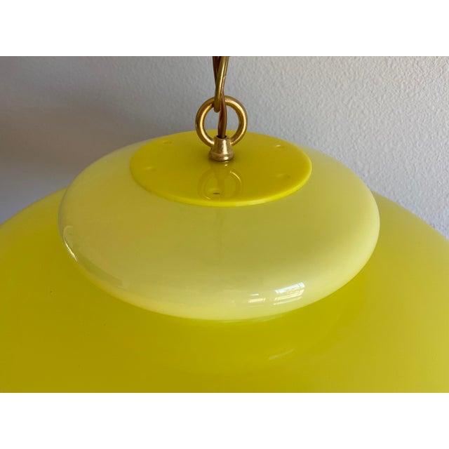 Italian Modern Pendant Chandelier For Sale - Image 9 of 12