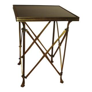 Hollywood Regency Side Table For Sale