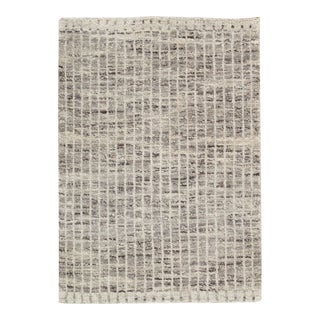 Organic Night Contemporary Hand Made Rug 9'10 X 12'9 For Sale