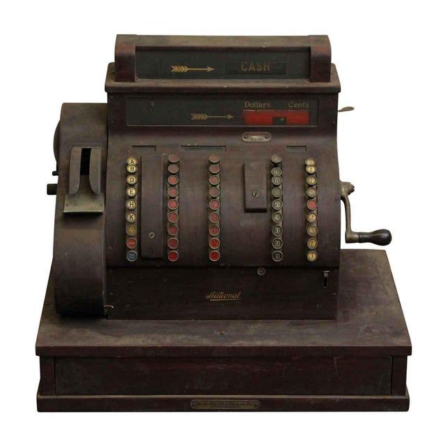 Cash Register by National - Image 3 of 10