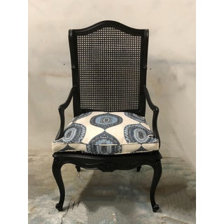 Lacquered French Style Caned Chair Preview