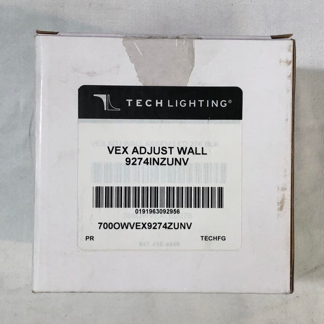 Metal Tech Lighting Vex Outdoor Wall Light in Bronze For Sale - Image 7 of 9