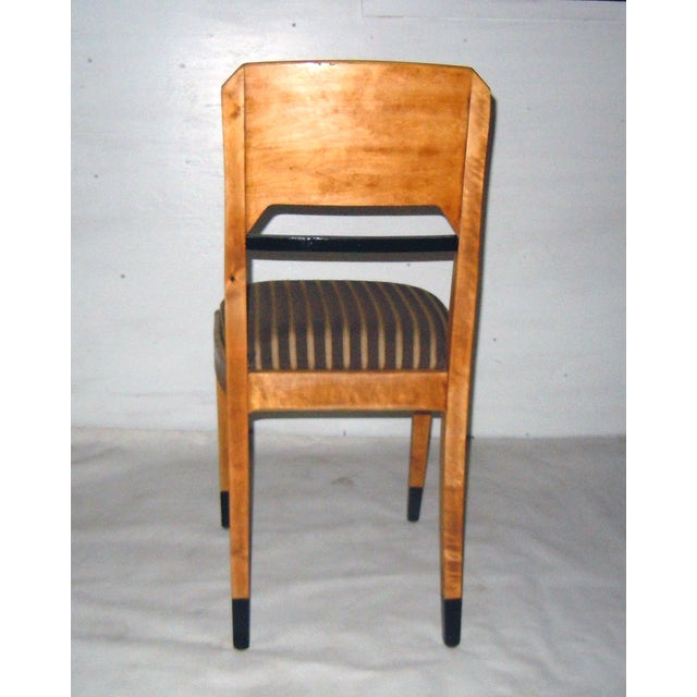 Swedish Biedermeier Accent Chair - Image 5 of 7