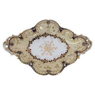 Antique English Porcelain Serving Bowl