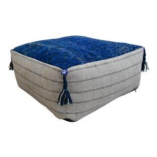 Turkish Hand Woven Cotton Floor Cushion Cover